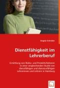 Schröder, Angela: Dienstfähigkeit im Lehrerberuf