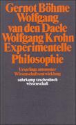 Krohn, Wolfgang;Daele, Wolfgang van den;Böhme, ...