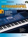 Benthien,  Axel: Der neue Weg zum Keyboardspiel 3. Ausgabe mit CD
