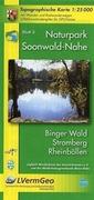 Naturpark Soonwald-Nahe Blatt 03. 1 : 25 000. W...