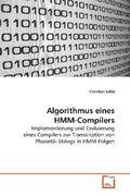 Kölbl, Christian: Algorithmus eines HMM-Compilers
