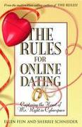 eBook: The Rules for Online Dating