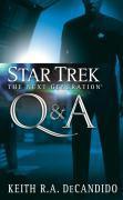 eBook:  Star Trek: TNG: Q & A