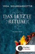 eBook: Das letzte Ritual