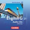 Herger, Laurence;Pankhurst, James;Thiele,  Angelika: English G 21. Ausgabe A 5. Abschlussband 5-jährige Sekundarstufe I.