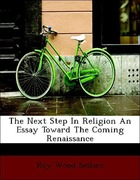 Sellars, Roy Wood: The Next Step In Religion An...